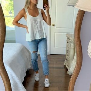 3 FOR $35 - Forever 21 Low Back Tank Top